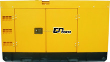 20kw/20kva silent diesel generator with water cooling engine