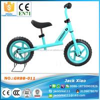 2016 Good Kids Balance Bike Pass EN71 Standard 12 inch Children Running Bicycle From China