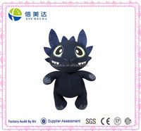 Cartoon How to Train Your Dragon Buddies - Toothless Doll