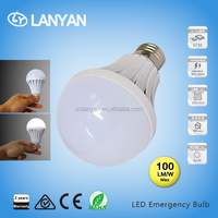 Autumn collection e27 220v 5730 led rechargeable emergency light 9w 4000k sales agents wanted worldwide