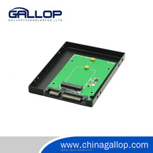 M.2 (NGFF) SSD to SATA III Board Adapter Enclosure Multi Size Fit with High Speed 6.0GB/s