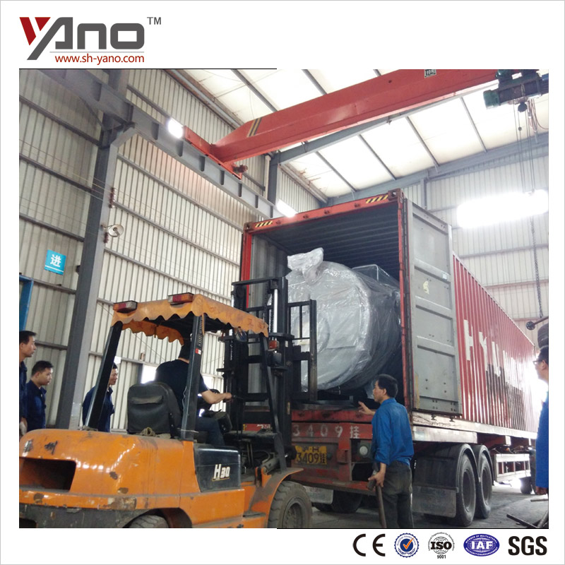 1000KG/H Gas Fired Yano Boiler in Food Industry Heating Chicken Boiler