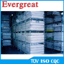 Steel Wire Mesh rack For warehouse storage