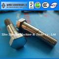 a2 a4 stainless steel hex bolt
