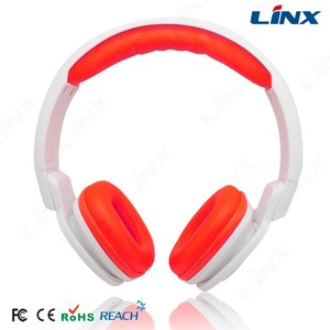 portable monitor headsets noise canceling headphones with customer logo