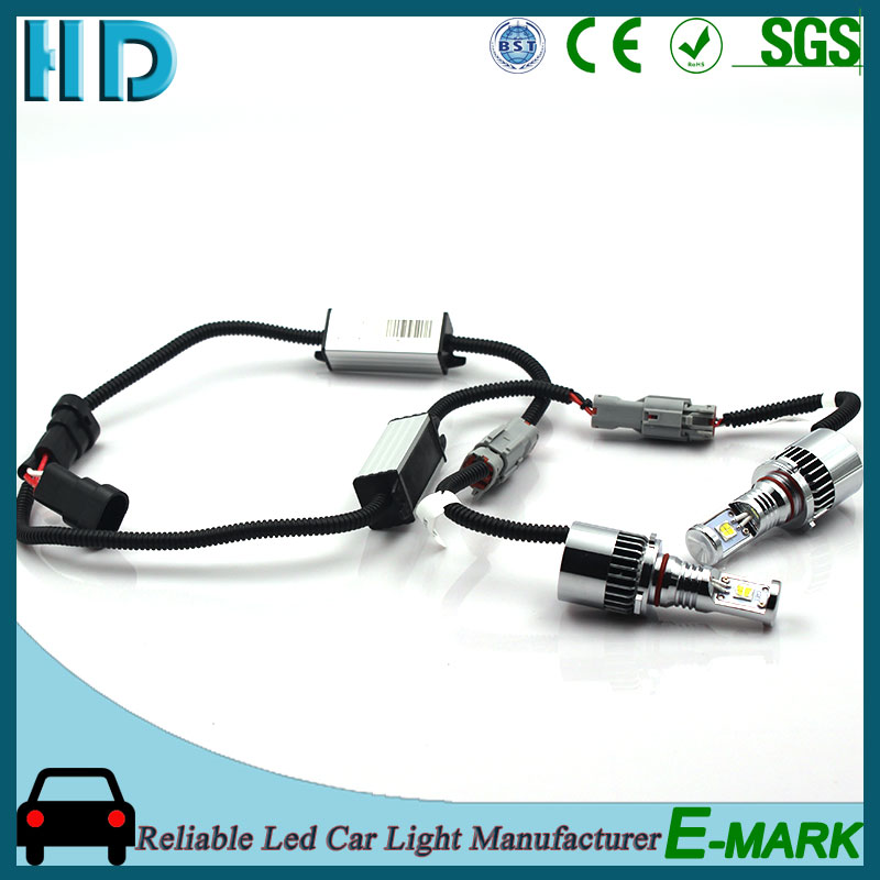 bullet driving lights h4 p7 led head light