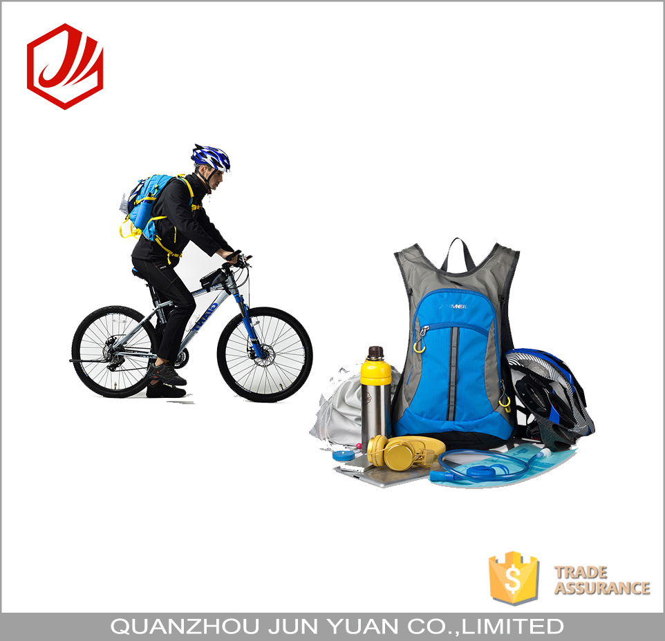Hot new products for 2017 bicycle hydration backpack with bladder bag
