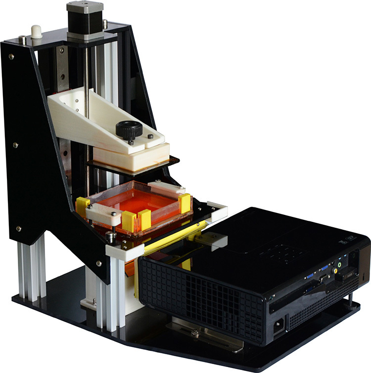Cheap SLA 3D Printer Liquid Resin with Projection Manufacturer Creality 3D