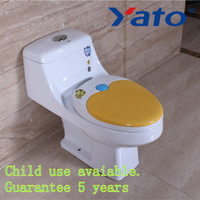 YATO Ceramic Sanitary ware bathroom toilet p-trap Russia toilet