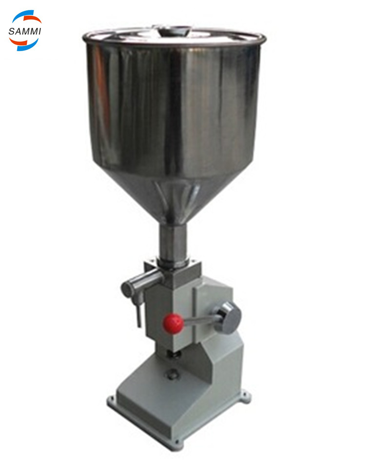 Latest factory new <strong>design</strong> chilli slimming cream filling machine