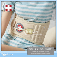 Patent innovative new product Healthy Disk Win Medical Air Pressure Traction Belt Care Your Waists