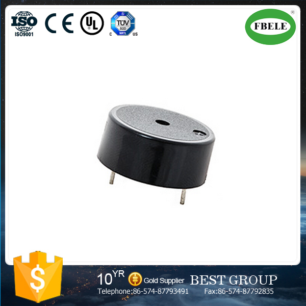 FB-230SP/HT 12v SMD magnetic piezo buzzer with 2pins, piezoelectric buzzer (FBELE)