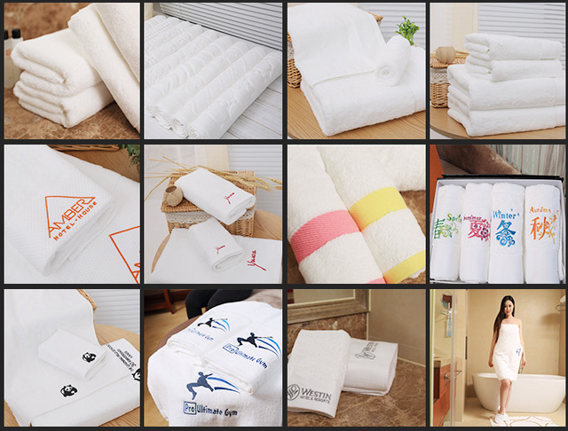 Wholesale Customized 100% Cotton Family Bathrobe sets