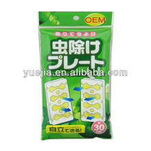 Effective hot sale moth and mildew proof ball with hangers/Naphthalene Balls/camphor tablet