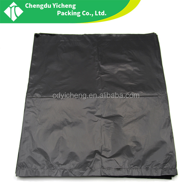 C folded or Z folded shopping bag or garbage bag plastic bag HDPE LDPE virgin material