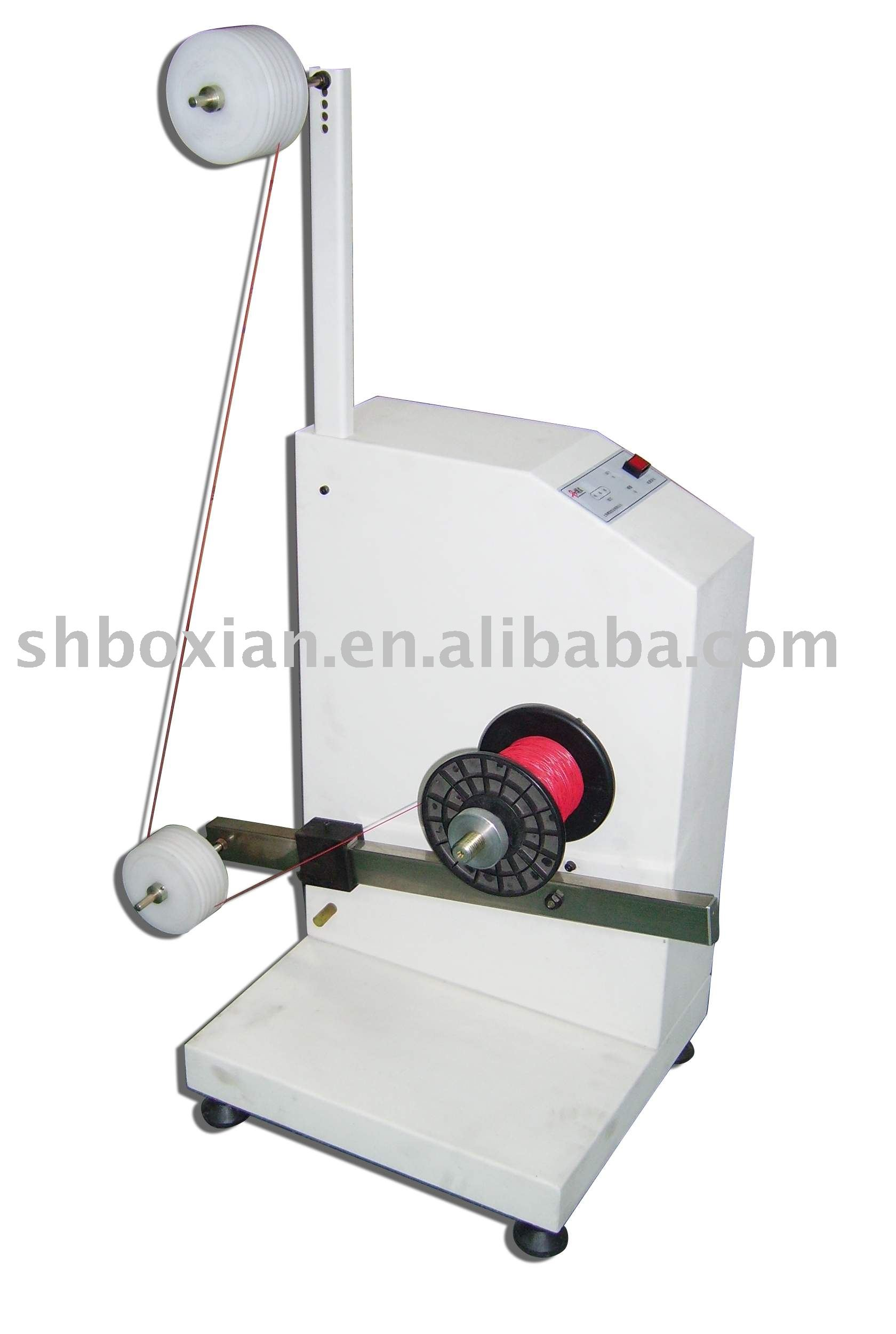 wire stripping and cutting machine