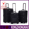 KZN K89 New fashion cheap trolley luggage/bag/set with colorful daily travel draw-bar luggage