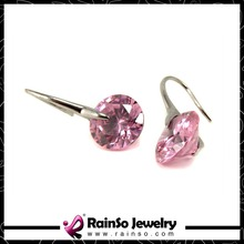Jewelry Fashion Earring New Popular Pink Color Jewlery