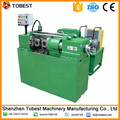 Manual type thread rolling machine threaded rods making machine