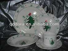 holiday dinnerware,santa dinnerware,Restaurant dinner set indian