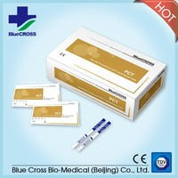 Whole Blood Home Use For Procalcitonin Rapid Test One Step Procalcitonin/ PCT Test Strips