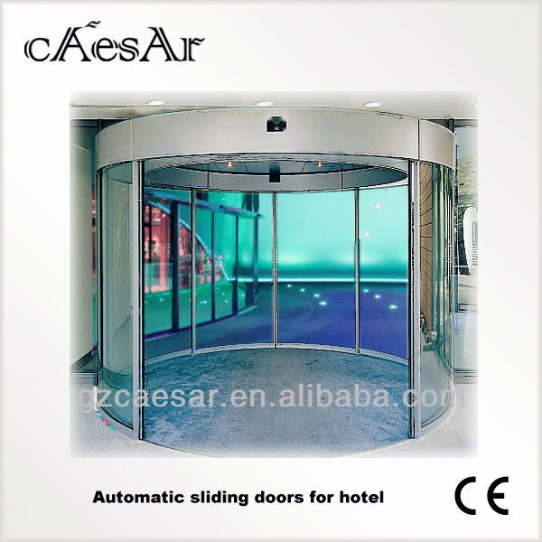Caesar smart glass sliding door operator system