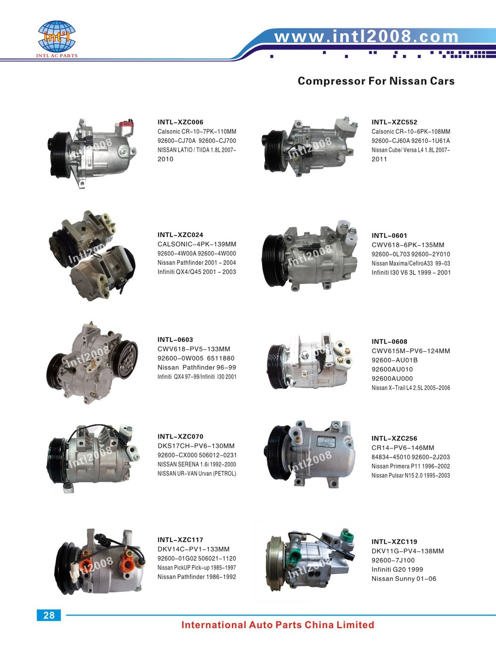 Air Conditioning System Nissan 2005 International Wiring Diagram Conditioner Images Of