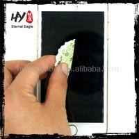 new custom logo laptop sticky screen cleaner,microfiber cell phone cleaner,sticky phone cleaning cloth