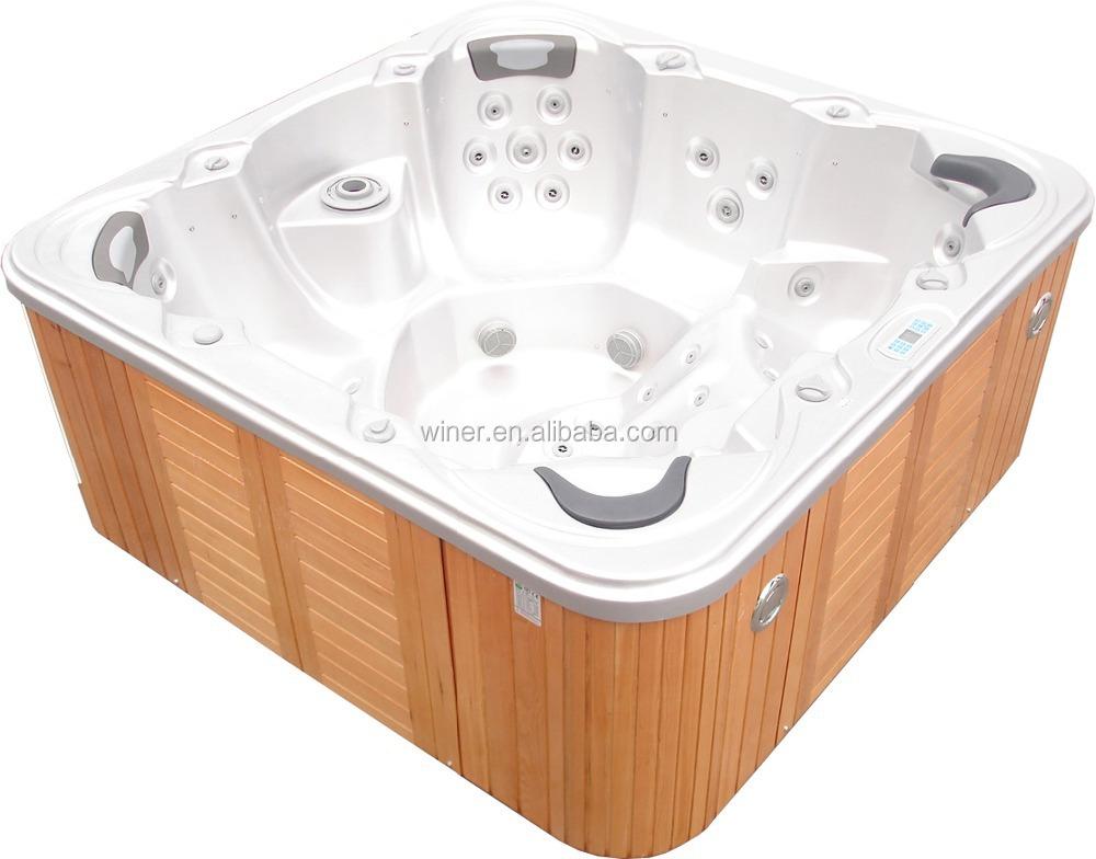 European lates design balboa hot tub aristech acrylic for European bathtub