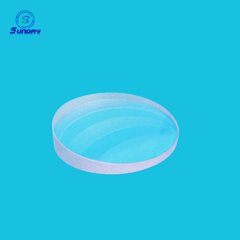 Optical glass wedge prisms BK7/K9 Fused silica sapphire