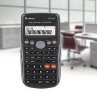 High quality 240 functions scientific 10+2 digits pocket calculator