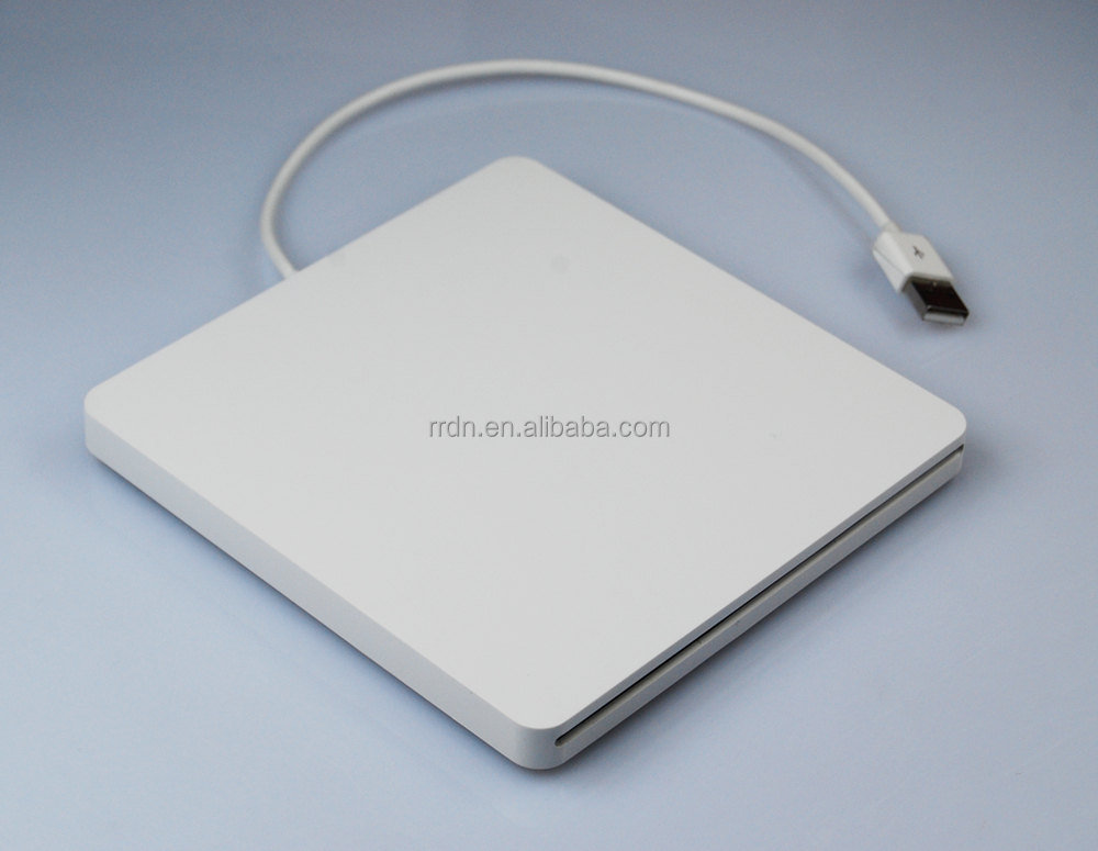 External DVD-RW Drive Slot Load DVD Writer For Laptop