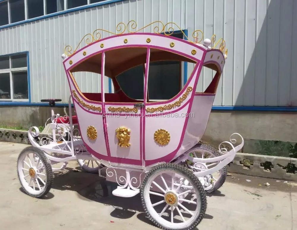 Yizhinuo electric royal cariage for baby