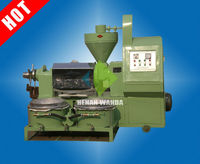 2013 Hot Sale Industrial Automatic Cold and Hot Coconut/Soybean/Oilve/Sunflower press oil machine Price