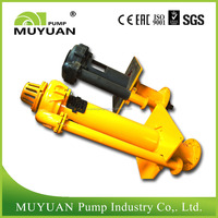 Vertical mineral concentrate slurry pump for China supplier