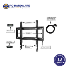 "32""-73"" Heavy Duty TV Wall Mount For Home 45kg Support"