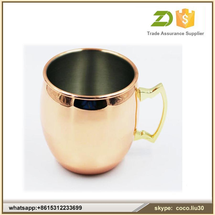 Image Result For Stainless Steel Lined Copper Mugs
