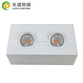 2018 innovative Surface mount downlight CCT dim high CRI color changing led lights in 5years warranty AcTEC driver