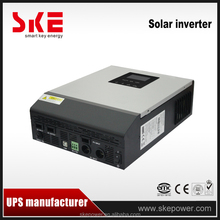 High frequency 1-5kva solar hybrid inverter built in MPPT controller