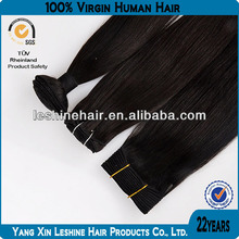 Competitive Price Wholesale Cuticle Remy 100% Turkish Remy Hair