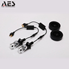AES H4 Bi-LED Lens for Car LED Headlights H4 High Low Auto Led Lamps