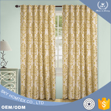 Best Home Fashion ready made curtain for Living Room Bedroom