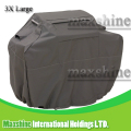Veranda Waterproof 3 X Large 80 Inch Gray BBQ Grill Cover