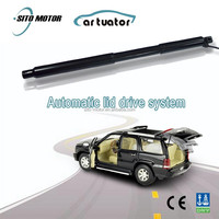 12v Min electric linear actuator Used car trunk opener parts