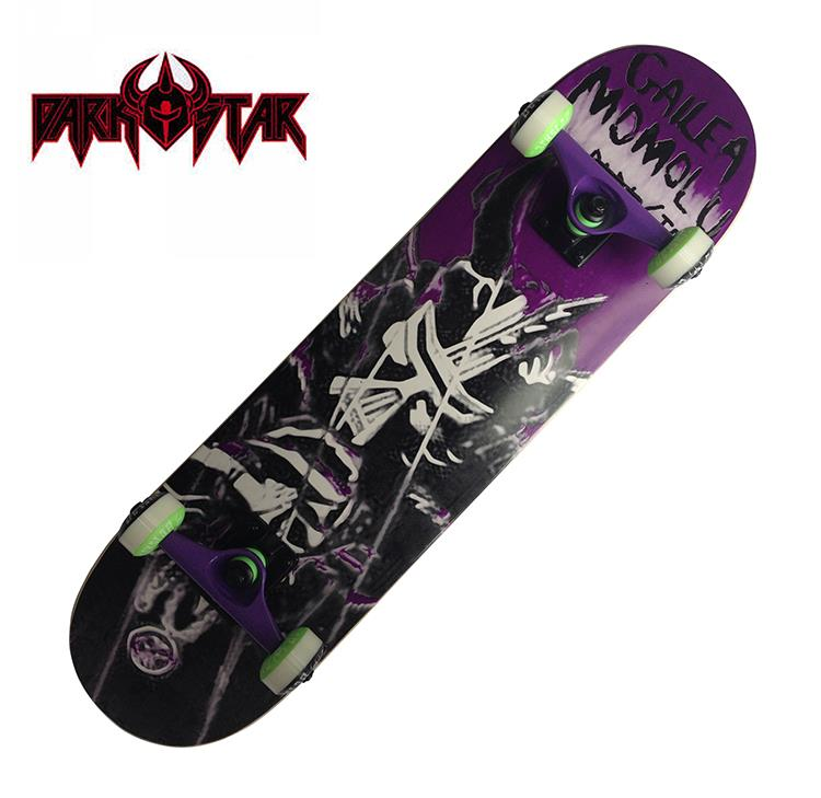 SKATERGEAR fish shaped skateboard diamond skateboard