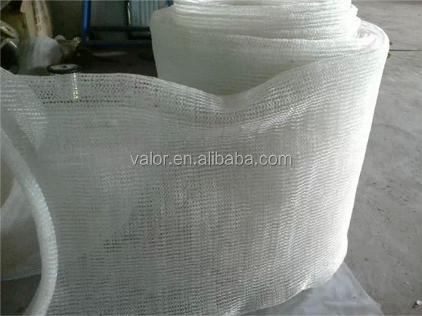 Valor Factory PTFE/Telfon Knitted Wire Mesh For Wire Mesh Demister/Poly Tetra Fluoro Ethylene (PTFE) knitted Mesh