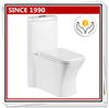 8397 Good white ceramic one piece toilet parts