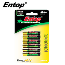 Super Factory Price Storage Size AAA Alkaline Battery