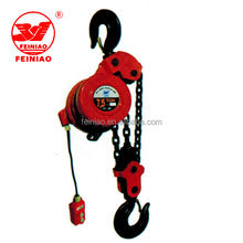 DHP electric chain hoist simple chain hoist with electric