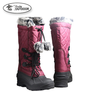 Oxford Tall Winter Snow Boots